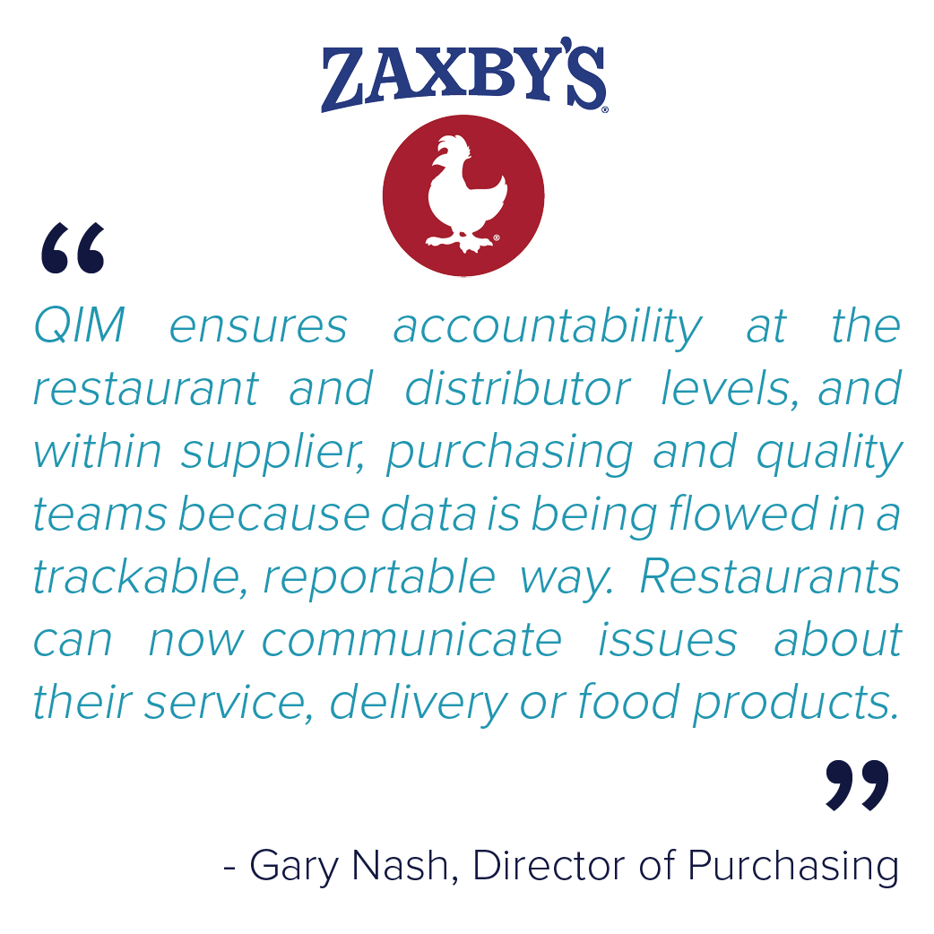 Zaxby's Director of Purchasing