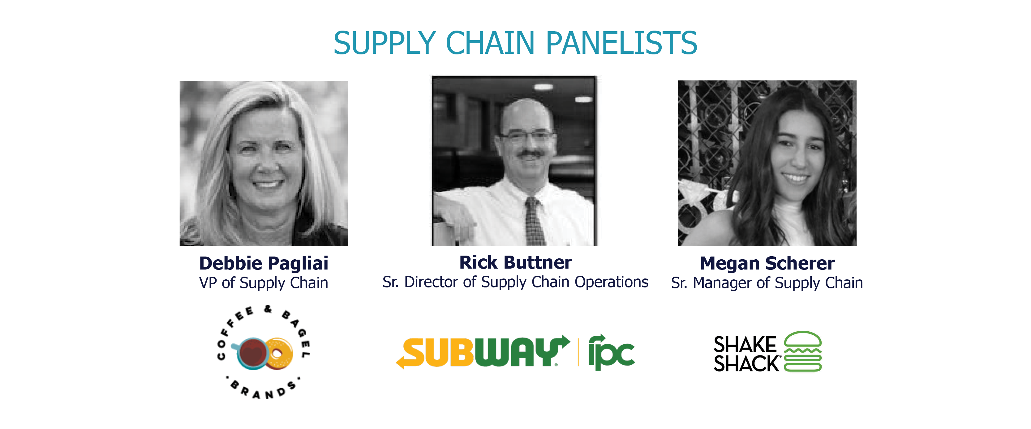 Supply Chain Panel